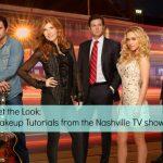Get the Look: Makeup Tutorials from Nashville TV show