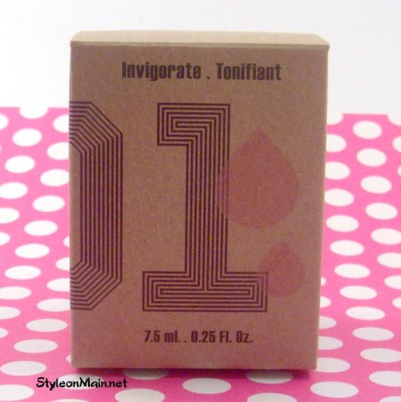 21 Drops Modern Aromatherapy box