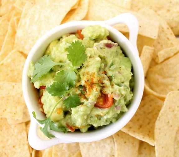 Low Calorie Guacamole Recipe