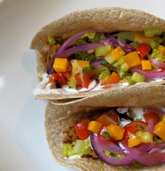 Low Calorie Taco Tapas Recipes