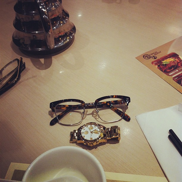 Derek Cardigan Designer Glasses