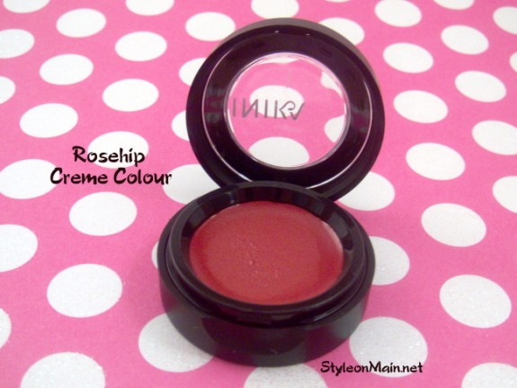 Inika Rosehip Creme Colour natural cosmetics