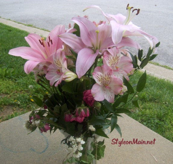 Celebrate Mom flowers from Teleflora mothers day gift ideas