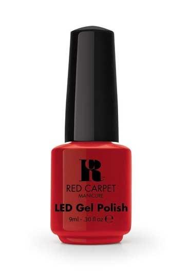 Red Carpet Reddy Gel Nail Polish