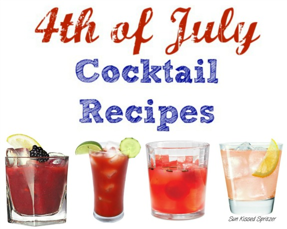 4th of july Cocktail Recipes