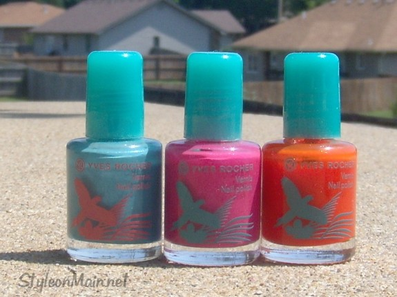 Yves Rocher Retropical Nail Polish