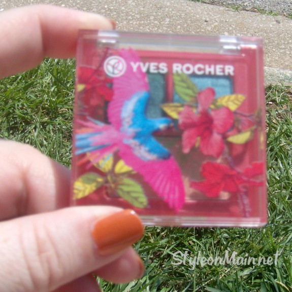 Yves Rocher Retropical Eyeshadow