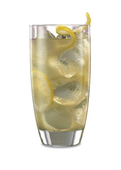Sparkling Lemonade Cocktail Recipe