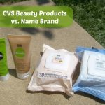 CVS Beauty Products vs Their Name Brand Counterparts