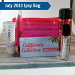 July 2013 Ipsy Bag Overview