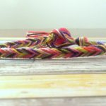 How to Make a Fishtail Braid Bracelet