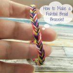 How to Make a Fishtail Braid Bracelet