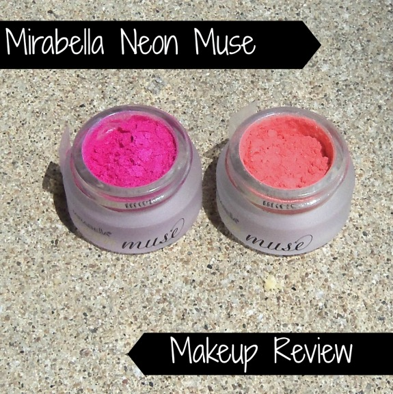 Mirabella Neon Muse Makeup Review