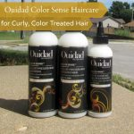 Ouidad Color Sense for Curly Color Treated Hair