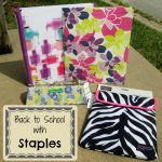 Head Back to School with Staples