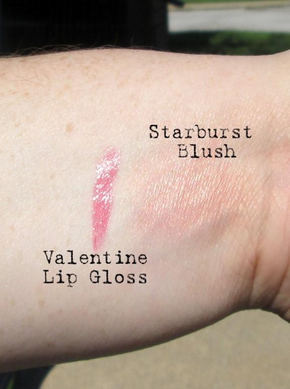 frankie-rose-blush-lip-gloss-swatches (575 x 770)