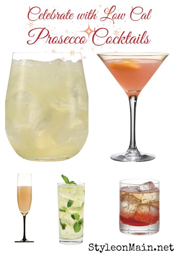 low-calorie-prosecco-cocktails