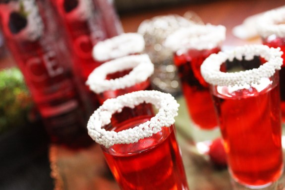 SPARKLING ICE Rasberry Shooters (575 x 383)