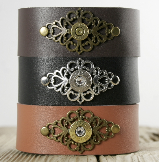 custom-bullet-leather-cuff