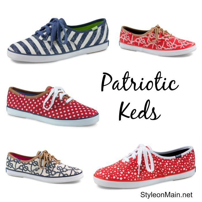 Patriotic-keds