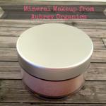 Aubrey Organics Mineral Makeup Review