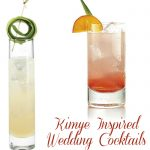 Kimye Wedding Inspired Cocktails