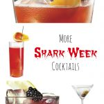 More Shark Week Party Cocktails