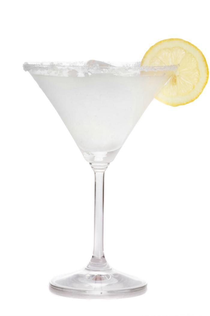 Skinnygirl Lemon Drop cocktail