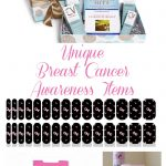 Great Items that Support Breast Cancer Awareness