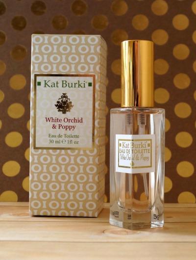 Kat Burki White Orchid & Poppy Eau de Toilette