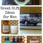 Great Gift Ideas for Men