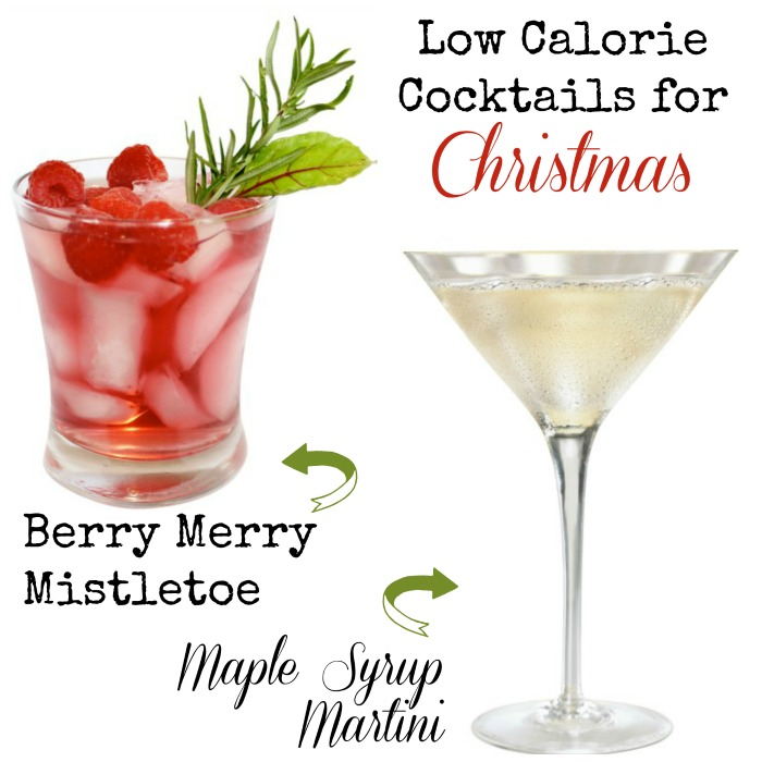 Low Calorie Christmas Cocktails To Enjoy