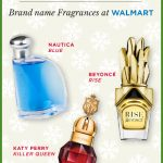 Holiday Fragrance Gift Center at Walmart + Giveaway #HolidayFragrance