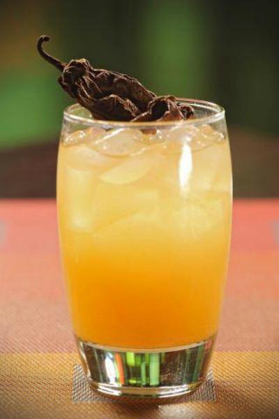 Pineapple Chipotle Margarita-400