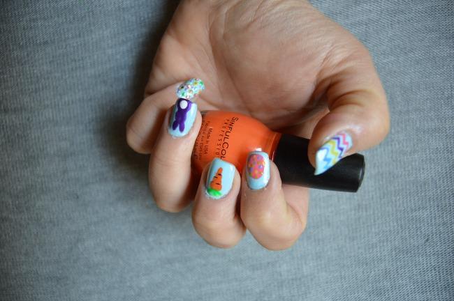 carrot-nail-art