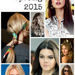 Hot Hair Trends for Spring 2015