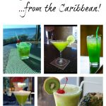 St Patrick's Day Cocktails from the Caribbean