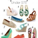 9 Great Espadrilles for your Summer Wardrobe