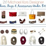 20 Michael Kors Accessories that are Under $100