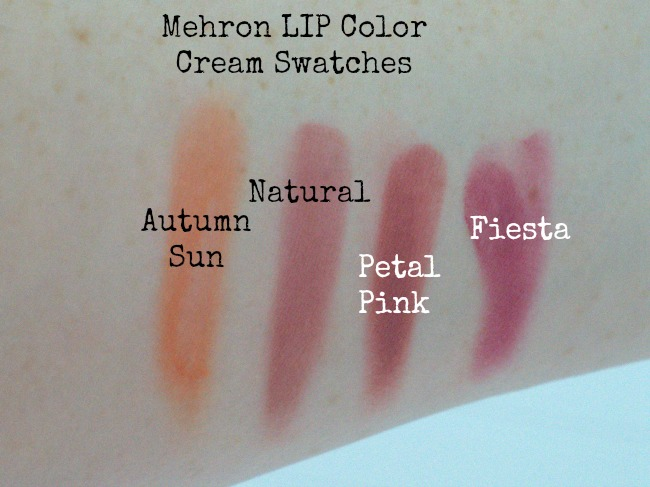 mehron lip swatches 2 wm