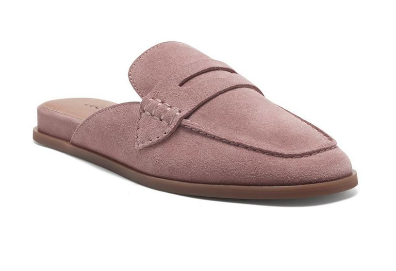 Patsie Loafer Slide Mule for Fall 2021