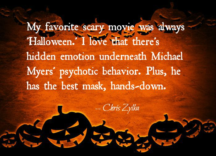 Halloween Mike Myers Quote