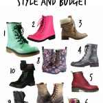 10 Combat Boots Trends for Every Style and Budget