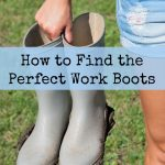 What to Look for In a Great Work Boot
