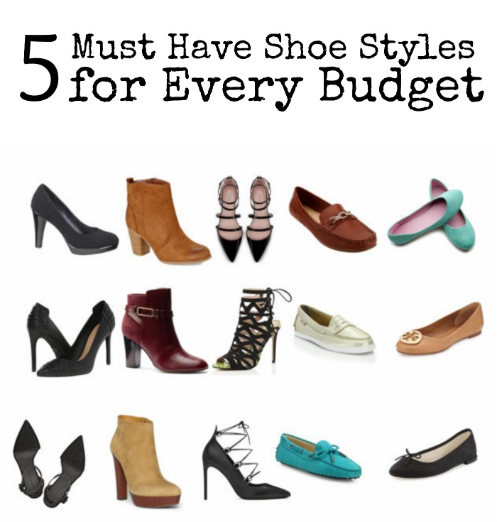 must have shoe styles for every budget