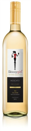 Skinnygirl Moscato Bottle