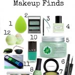 Super Fun Green Makeup Finds