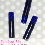 Make Your Own Spring Air Essential Oil Perfume