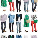 Target Mix and Match Wardrobe for Spring
