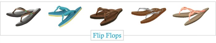 flip flops that take you from summer into fall
